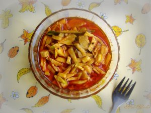 Raw Mango Pickle