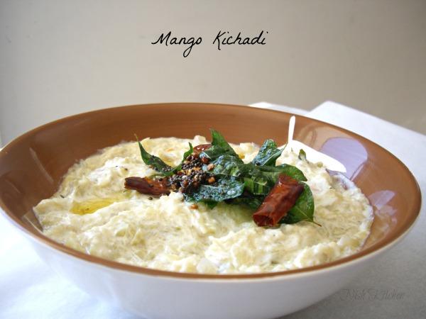 Mango Kichadi