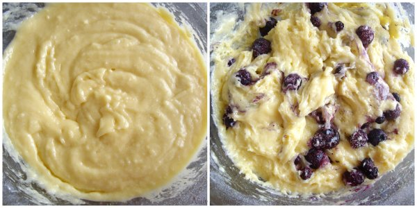 batter for tea cake